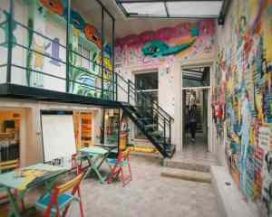 Where to stay in Buenos Aires: Art Factory Palermo