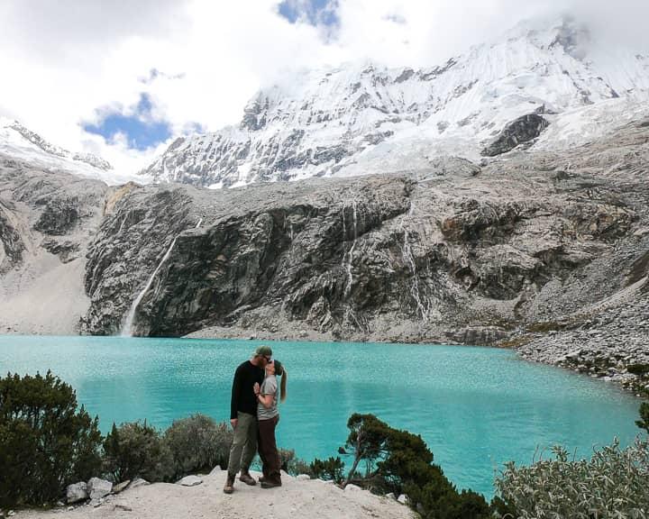 how to get to laguna 69 hike huascaran national park peru