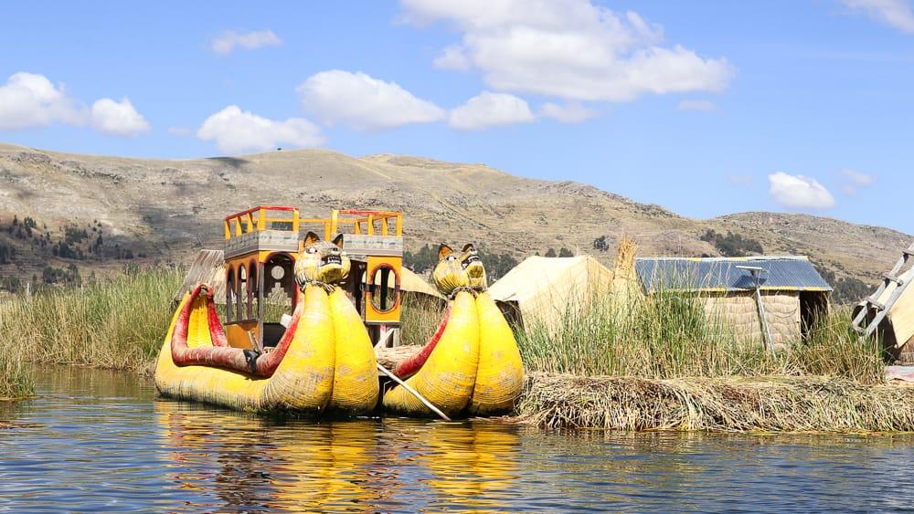 Lake Titicaca Tour Uros Islands