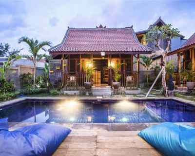 Where to stay in Canggu: Elements BnB
