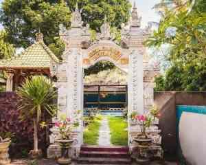 Where to stay on Nusa Penida: Nusa Garden Bungalow