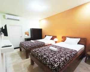 Where to stay on Nusa Penida: Warung Nusa Penida