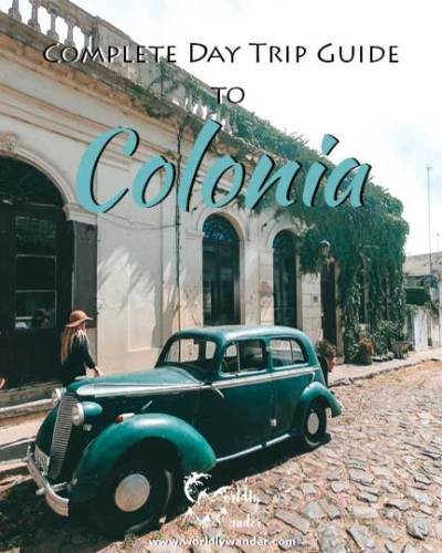 Uruguay Guide: Day Trip to Colonia