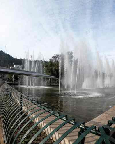 Santiago 3 Day Guide: Plaza a la Aviación