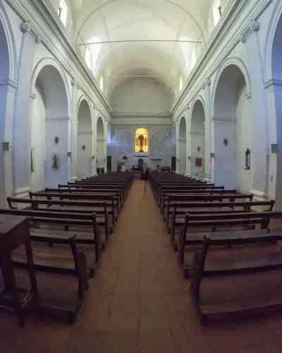 Day Trip to Colonia: Church