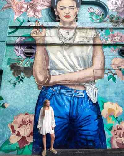 Best things to do in Buenos Aires: Frida Kahlo