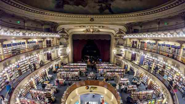 Best things to do in Buenos Aires: El Ateneo Grand Splendid