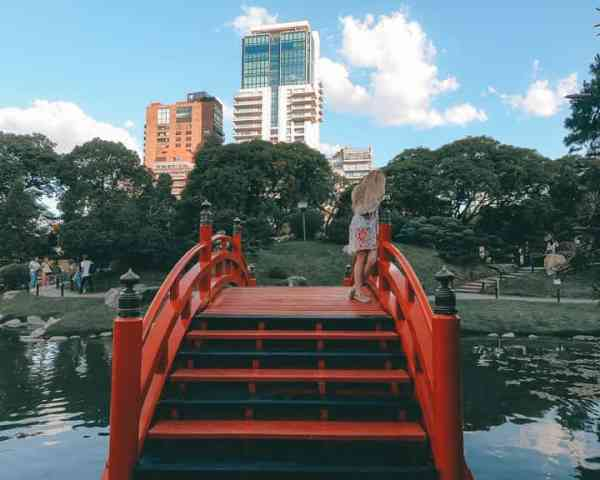 Best things to do in Buenos Aires: Japanese Gardens