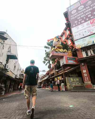 Day Trip to Malacca: Jonker Street