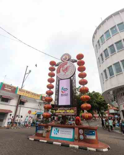 Day Trip to Malacca: Jonker Walk Night Market
