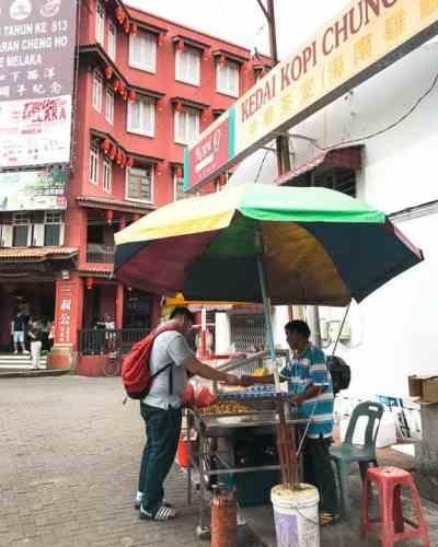 Day Trip to Malacca: Jonker Walk