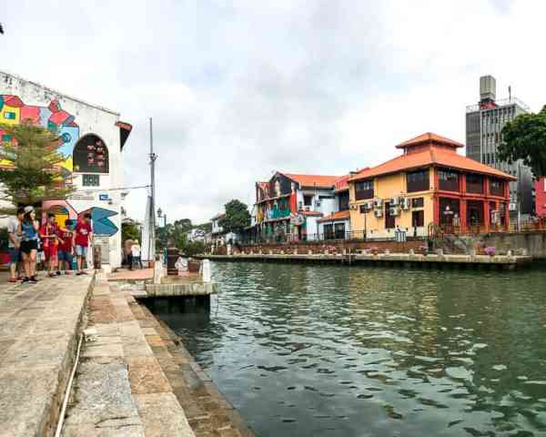 Day Trip to Malacca: Malacca River Walk