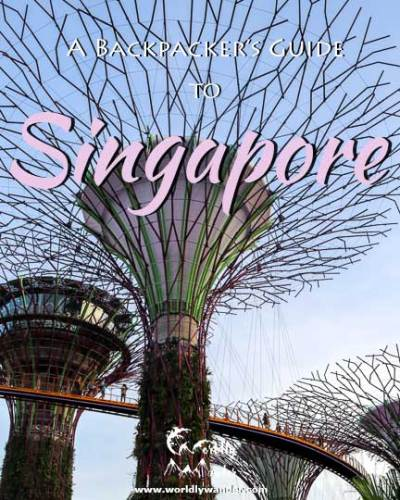 Singapore Backpacker Guide: Best things to do