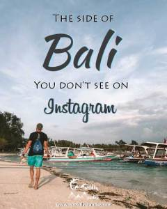 The side of Bali you don't see on Instagram