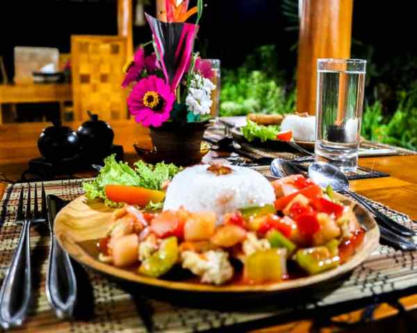 Camaya Bali Restaurant