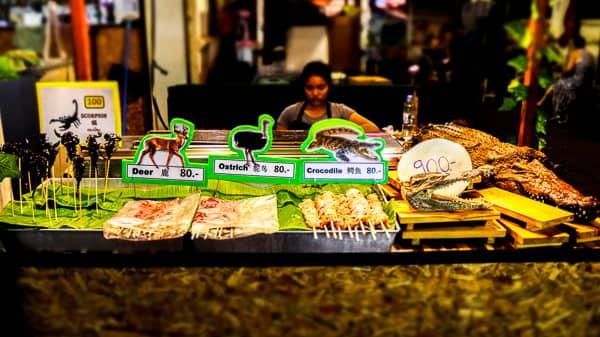 Budget Guide to Chiang Mai: Night Baazar