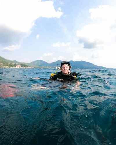 Eco Friendly diving Koh Tao