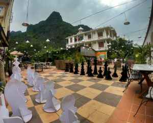 Where to stay in Phong Nha - Easy Tiger Hostel