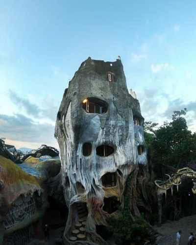 Best things to do in Dalat: Crazy House