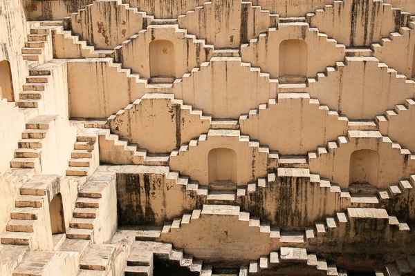 Step Well Jaipur Guide