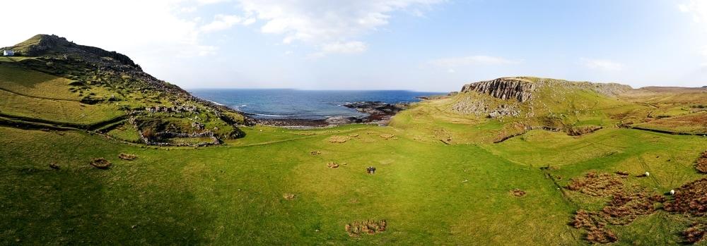 Isle of Skye - Brothers Point Rubha Nam Braithrean