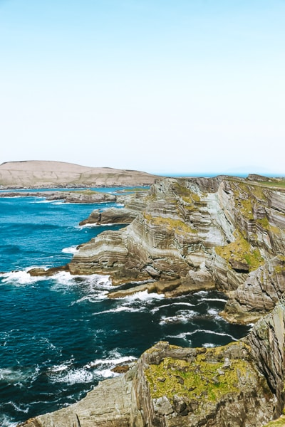 Roadtripping the Ring of Kerry - Cliffs of Kerry