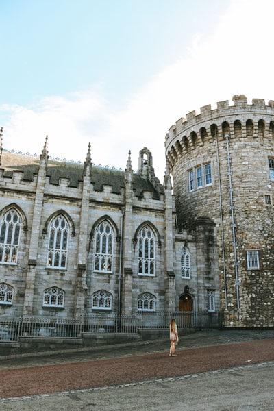3 day budget guide to Dublin: Dublin Castle