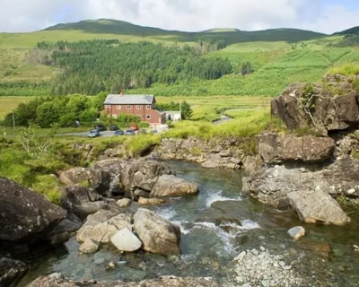 Where to stay on the Isle of Skye - Glenbrittle Youth Hostel