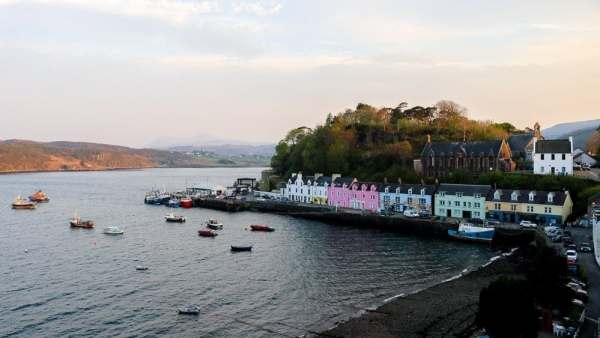 Isle of Skye 2 Day Guide - Portree