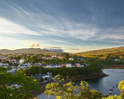 Where to stay on Isle of Skye - Portree Youth Hostel
