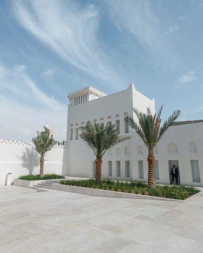 Free things to do in Abu Dhabi: Qasr Al Hosn