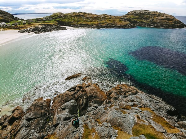 NC500 Road trip guide - Achmelvich Bay