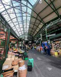 Harry Potter London - Borough Market