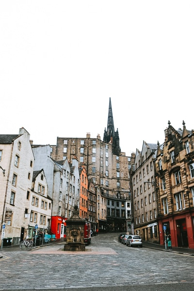Cheap Things to do in Edinburgh - Old Town