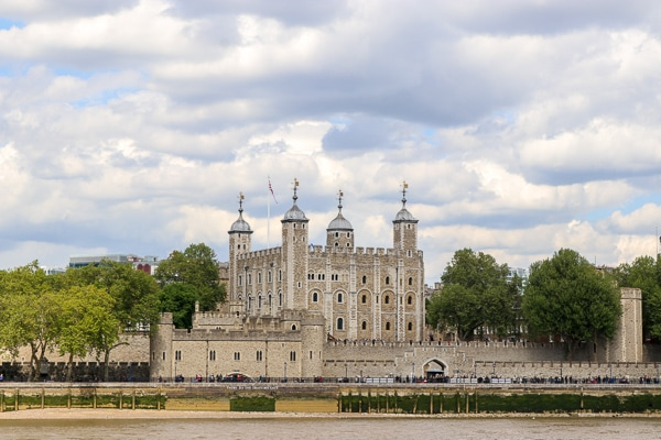 Budget Guide to London Free Things to Do - See London Tower