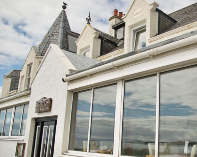 Where to stay on the NC500 - Millcroft Hotel