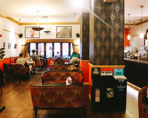 Budget Guide Edinburgh - Cameo Picturehouse