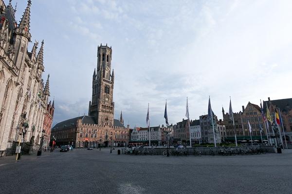 Budget Guide Bruges - Belfry