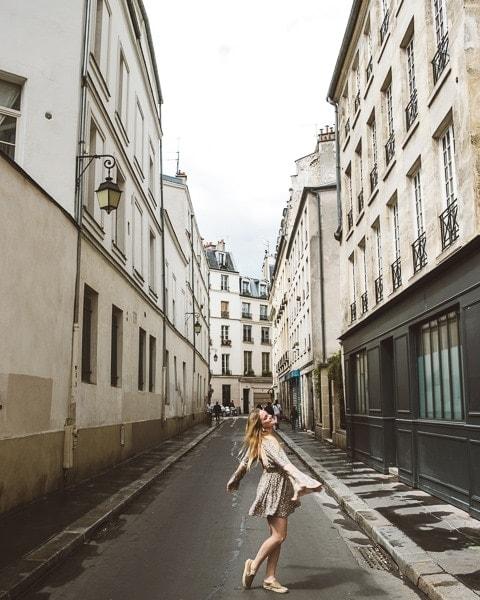Best things to do in Paris: Haut Marais Vintage Market