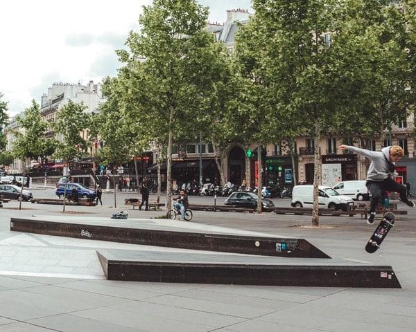 Place de la Republique - 600 4x5