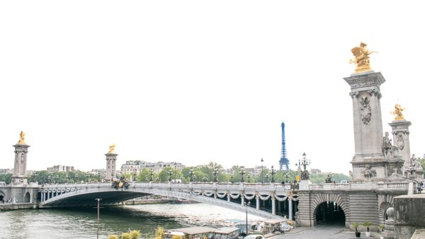 Best things to do in Paris: Pont Alexandre