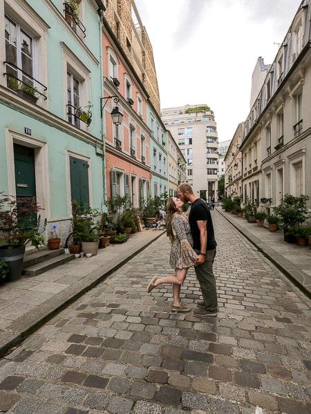 Paris on a Budget: Rue Cremieux