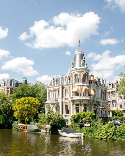 Amsterdam 2 - 600 4x5