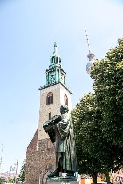 Best free things to do in Berlin - Alexanderplatz