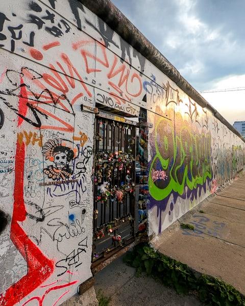 Berlin on a Budget - Berlin Wall East Side Gallery