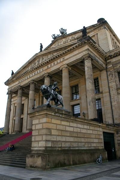 Best free things to do in Berlin - Gendarmenmarkt