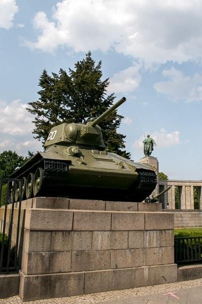 Free Things to do in Berlin - Tiergraden Park