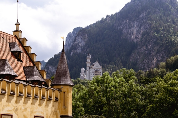 day trip to neuschwanstein fussen germany