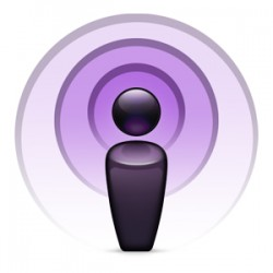 podcast radial icon