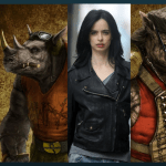 aerith, rocksteady, jessica jones, bebop and psylocke images